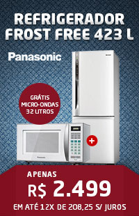 Banner - TV3DSemp32LED - Mães - Refrigerador + Microondas (tablet)
