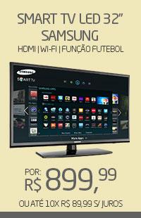 Banner 02 > TV Samsung 32