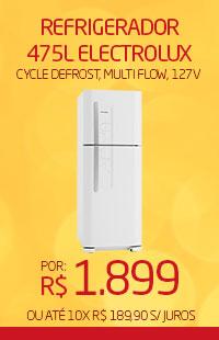 Banner 05 > Refrigerador electrolux