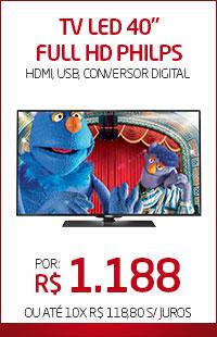 Banner 03 > TV 40 Full HD Philips