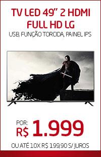 Banner 04 > TV 49 Full HD LG