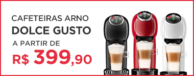 Cafeteiras Dolce Gusto