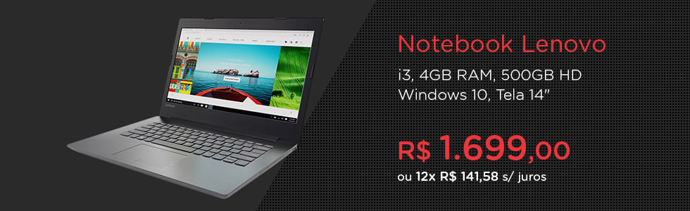 Notebook Lenovo Ideapad