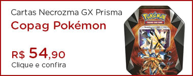 Cartas Copag Pokemon