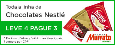 Delivery - Chocolates Nestlé