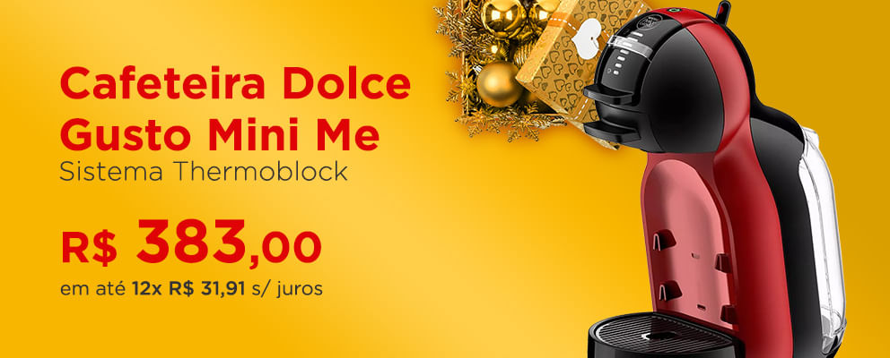 9 - Dolce Gusto