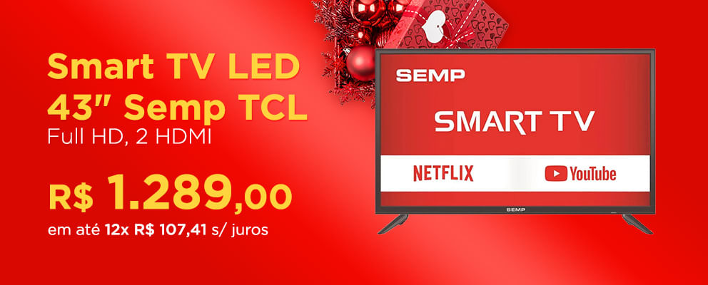 5 - Smart TV TCL