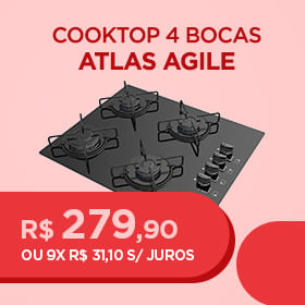 Cooktop Atlas