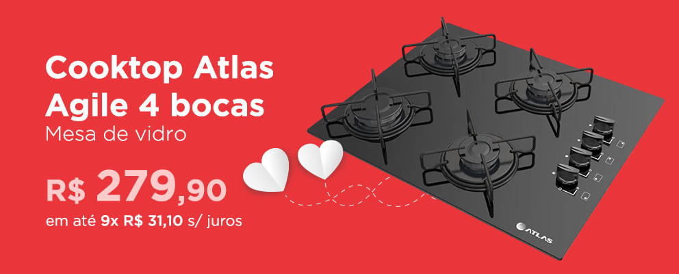 10 - Cooktop Atlas