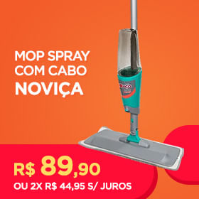 Mop Spray Noviça